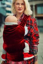 Artipoppe Zeitgeist Baby Carrier - Red Velvet
