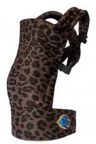 Zeitgeist Baby Carrier Leopard Dark