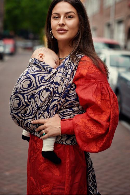 Artipoppe Argus Mozes - Baby Wrap Baby Sling Ring Sling