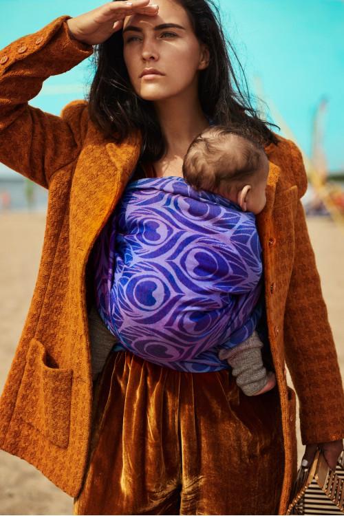 Artipoppe Argus Harvard - Baby Wrap Baby Sling Ring Sling