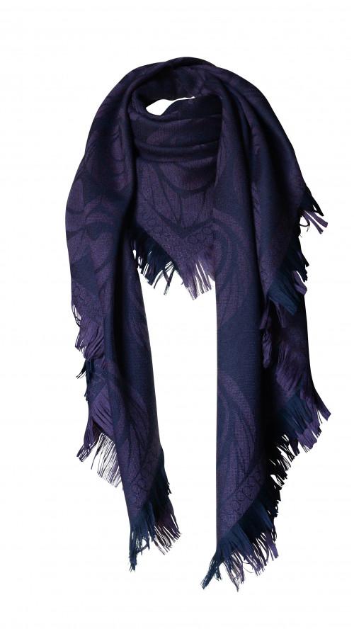 I See You Mademoiselle navy & purple