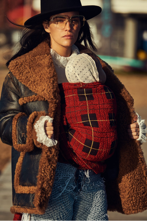 Artipoppe Tartan Plaid - Baby Wrap or Ring Sling www.artipoppe.com